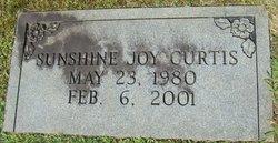 Sunshine Joy Curtis