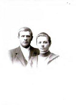 Hilda Karolina <I>Eriksson</I> Edin