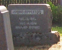 Sadie Appleton