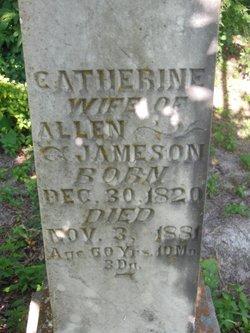 Catherine Elizabeth <I>Savage</I> Jameson