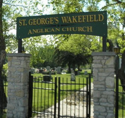 St. George Wakefield Anglican Cemetery