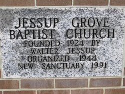 Jessup Grove Baptist Church Cemetery