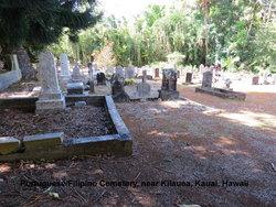 Portuguese and Filipino Cemetery