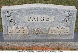 Herman Paige