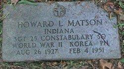 Howard LaVern Matson
