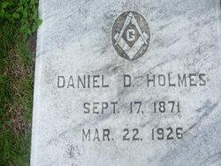 Douglas Daniel Holmes