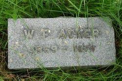 Walter E. Acker