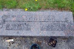 Christie A. Althauser