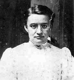 Nora Velma Burgess