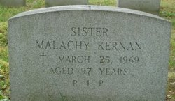 Mary Malachy Kernan