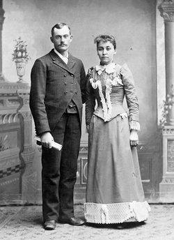 Anna Margaret <I>Bogue</I> Allen