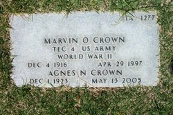 Marvin O Crown