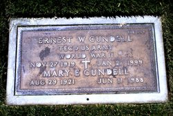 Mary E Cundell