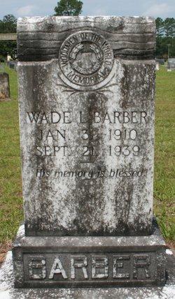 Wade L. Barber