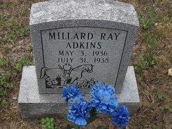 Millard Ray Adkins