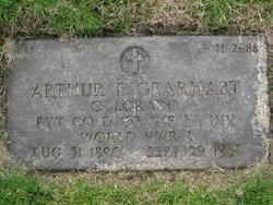 Arthur E Gearhart