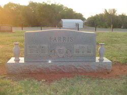 Nannie Jewel <I>Hobbs</I> Farris