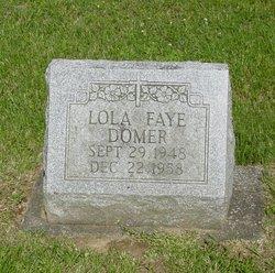 Lola Faye Domer