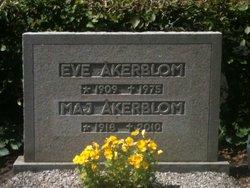 """Lars Evald """"Eve"""" Åkerblom"""