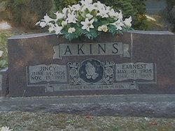 Jincy <I>Bennett</I> Akins