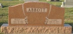Wesley Scott Abbott