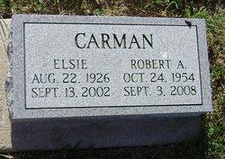 Robert A Carman
