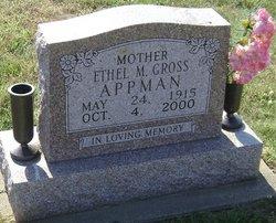 Ethel M <I>Gross</I> Appman