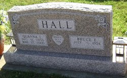 Quanna Lee <I>Bokleman</I> Hall