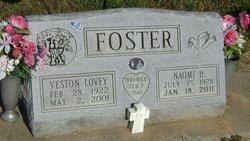 Veston Lovey Foster