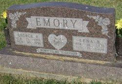 Lena B <I>Pierce</I> Emory