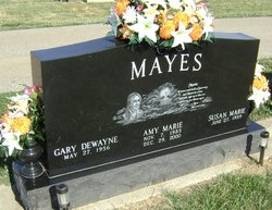 "Amy Marie ""Mamie"" Mayes"