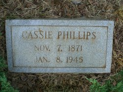 Cassie <I>Crump</I> Phillips