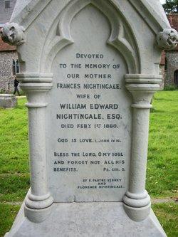 """Frances """"Fanny"""" <I>Smith</I> Nightingale"""