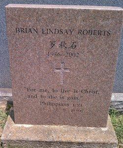 Brian Lindsay Roberts