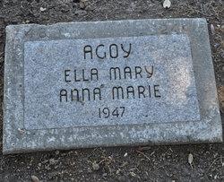 Ella Mary Agoy