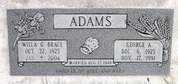 Willa G Adams