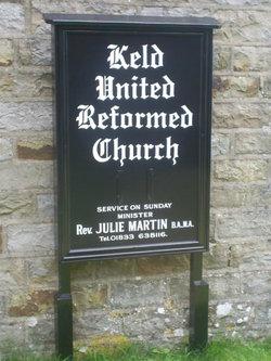 Keld United Reform Chapelyard