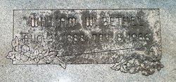 William Wallace Bethel