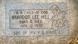 Brandon Lee Hill