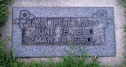 Hazel Irene Bishop