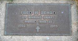 Fred Harvey Beard, Sr