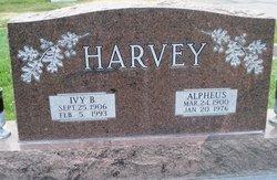 Alpheus Harvey