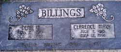 Clarence Mark Billings