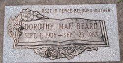 Dorothy May Beard