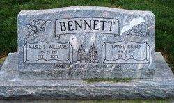 """Howard Reuben """"Rube"""" Bennett"""