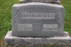Benedict Ben C Daugherty