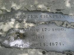 Chichester Chaplin, Sr