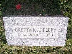Gretta <I>Kimberly</I> Appleby