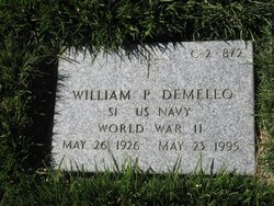 William Paul Demello