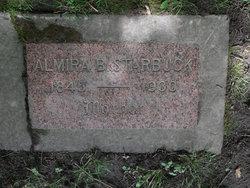 Almira Beaman <I>Gibson</I> Starbuck